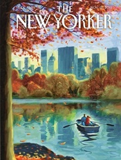 The New Yorker kansi