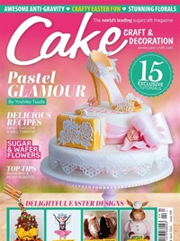 Cake Craft & Decoration kansi