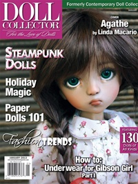 Doll Collector: For The Love Of Dolls kansi