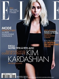 Elle (French Edition) kansi
