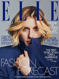 Elle (UK Edition) kansi