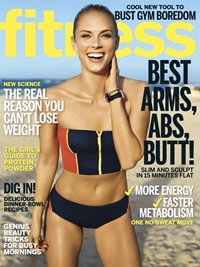Fitness Magazine (US Edition) kansi