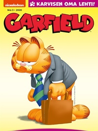 Garfield (Karvinen) kansi