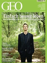 Geo (German Edition) kansikuva
