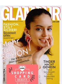 Glamour (German Edition) kansi