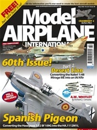 Model Airplane International kansi