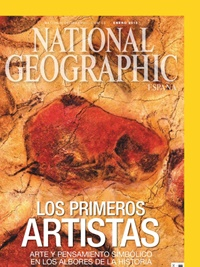 National Geographic (spanish Edition) kansi