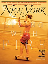 New York Magazine kansi