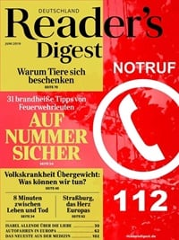 Readers Digest (German Edition) kansi