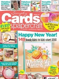 Simply Cards & Papercraft kansi