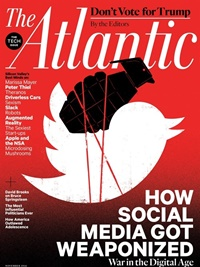 The Atlantic Monthly kansi