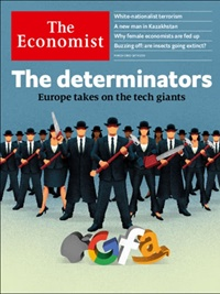 The Economist Print Only kansikuva