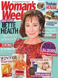 Woman's Weekly (UK Edition) kansi