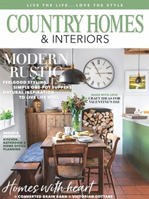Country Homes & Interiors kansi