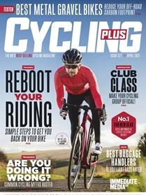 Cycling Plus (UK) kansi