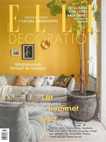 ELLE Decoration kansi