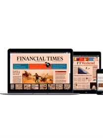 Financial Times Digital (Premium) kansi