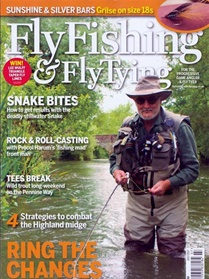 Fly Fishing & Fly Tying kansi