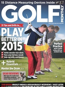Golf Monthly kansi