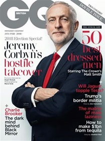 GQ (UK Edition) kansi