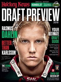 Hockey News (us Edition) kansi