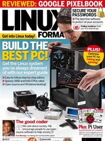 Linux Magazine (UK Edition) kansi