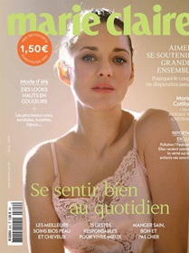 Marie Claire (French Edition) kansi