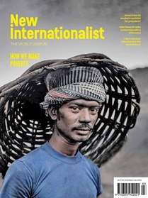 New Internationalist kansi