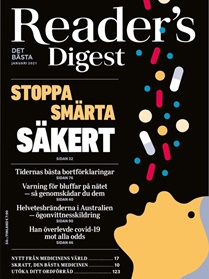 Readers Digest kansi