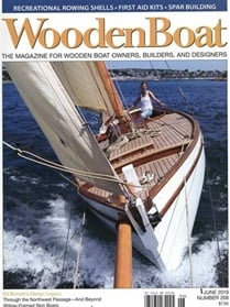 Woodenboat Magazine kansi