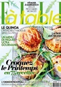 Elle A Table (French Edition) kansi 2016 5