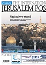 Jerusalem Post International kansi 2009 12