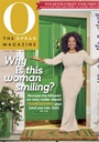 O, The Oprah Magazine kansi 2016 11