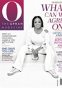 O, The Oprah Magazine kansi 2016 12
