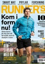 Runners World (ruotsi) kansi 2019 10